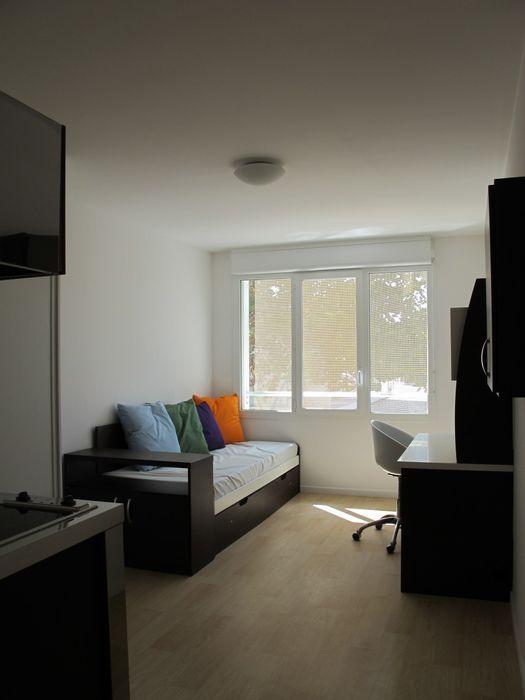 Student accommodation photo for Campusea Paris Cité Cinéma in Saint-Denis, Paris