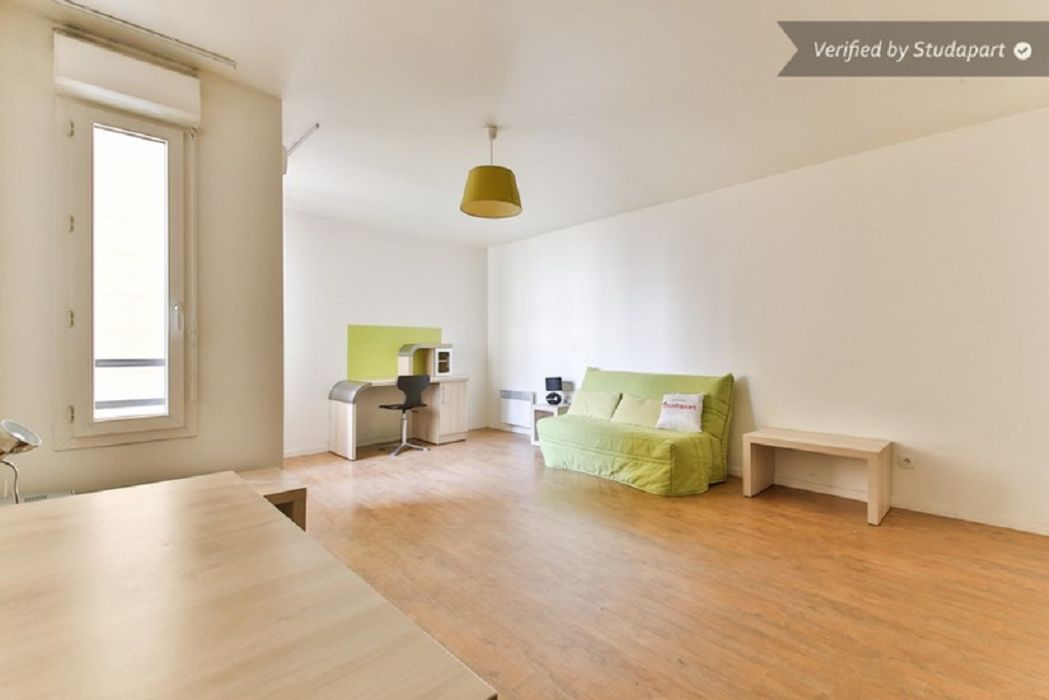 Student accommodation photo for Studea Pre St Gervais in Le Pré-Saint-Gervais, Paris