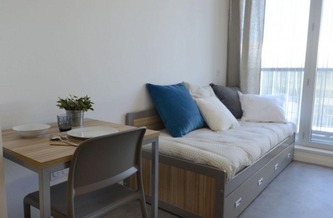 Student accommodation photo for Résidence Les Académies du Val de Bièvre in Gentilly, Paris