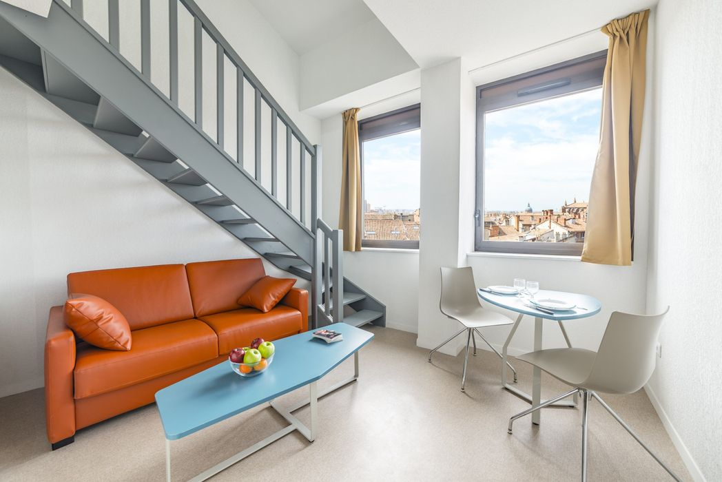 Student accommodation photo for Campus des Carmes in Carmes, Toulouse