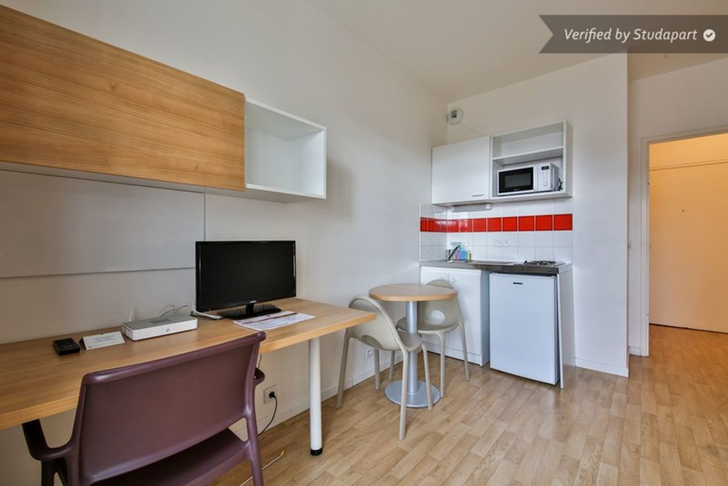Student accommodation photo for Studea Vanves Marcheron in Vanves, Paris
