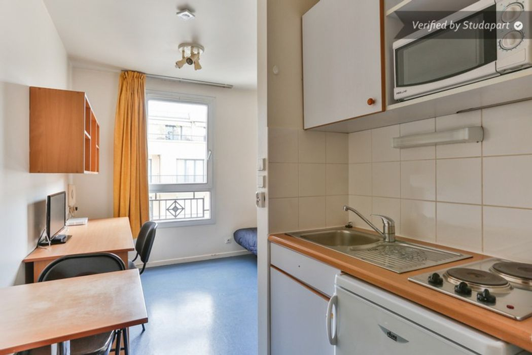 Student accommodation photo for Studea Issy 1 in Issy-les-Moulineaux, Paris