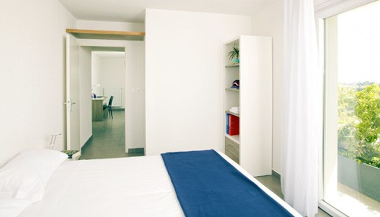 Student accommodation photo for Les Estudines Port Marianne in Aiguerelles, Montpellier