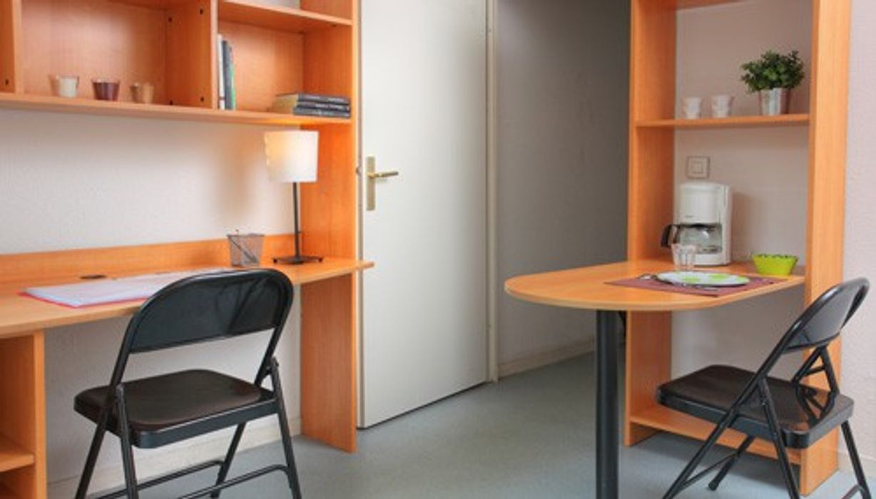 Student accommodation photo for Les Estudines Saint Nicolas in 3rd arrondissement, Lyon