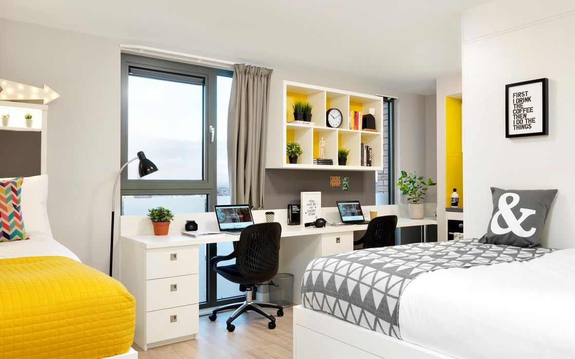 Student accommodation photo for Student Castle Edinburgh in Holyrood, Edinburgh