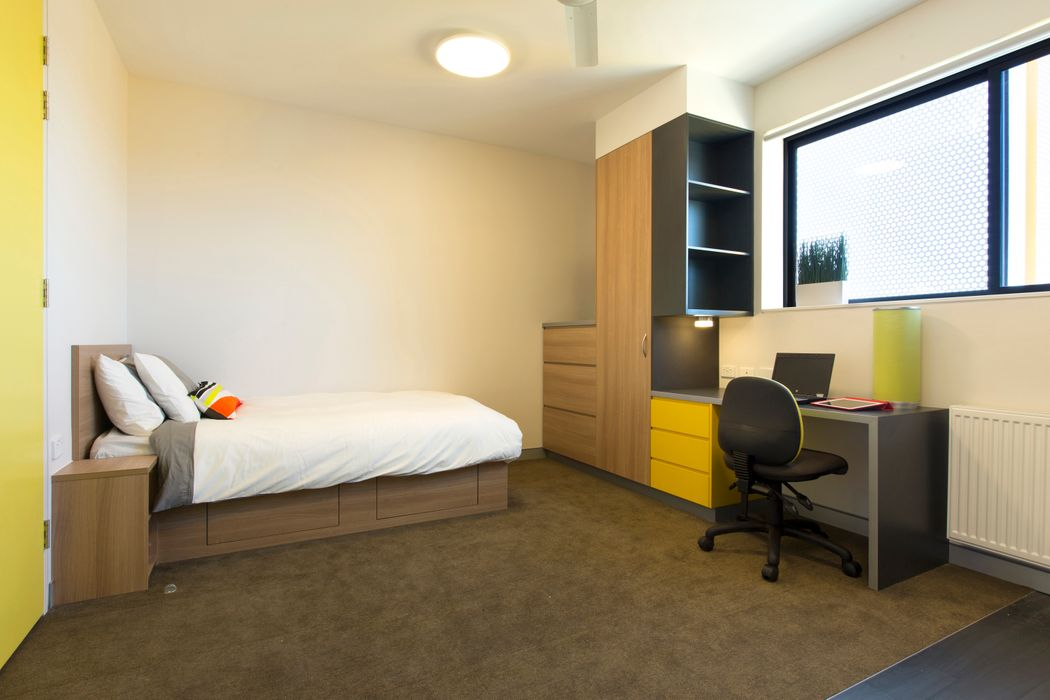 Student accommodation photo for UWS Village Penrith Campus in Western Sydney, Sydney