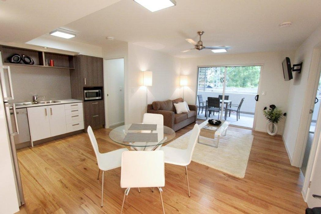 Student accommodation photo for UniLodge on Gailey in St Lucia, Brisbane