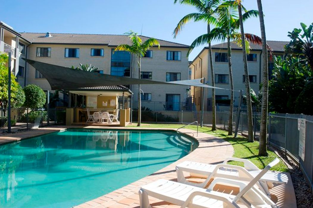 Student accommodation photo for The Manors in St Lucia, Brisbane