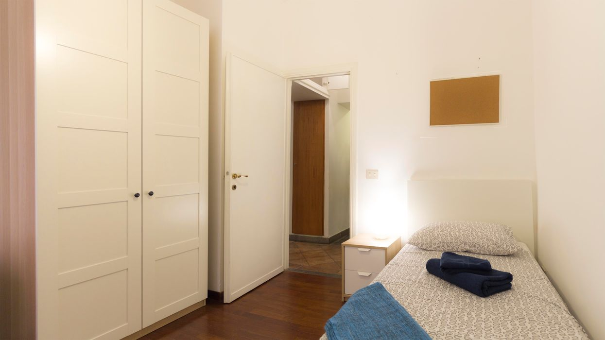 Student accommodation photo for Comforts of Home - Roma Libera 16 in Municipio I, Rome