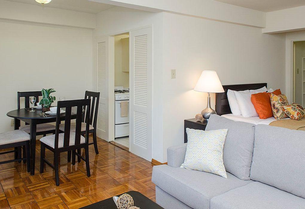 Student accommodation photo for Potomac Park Apartments in Northwest Washington, Washington, D.C