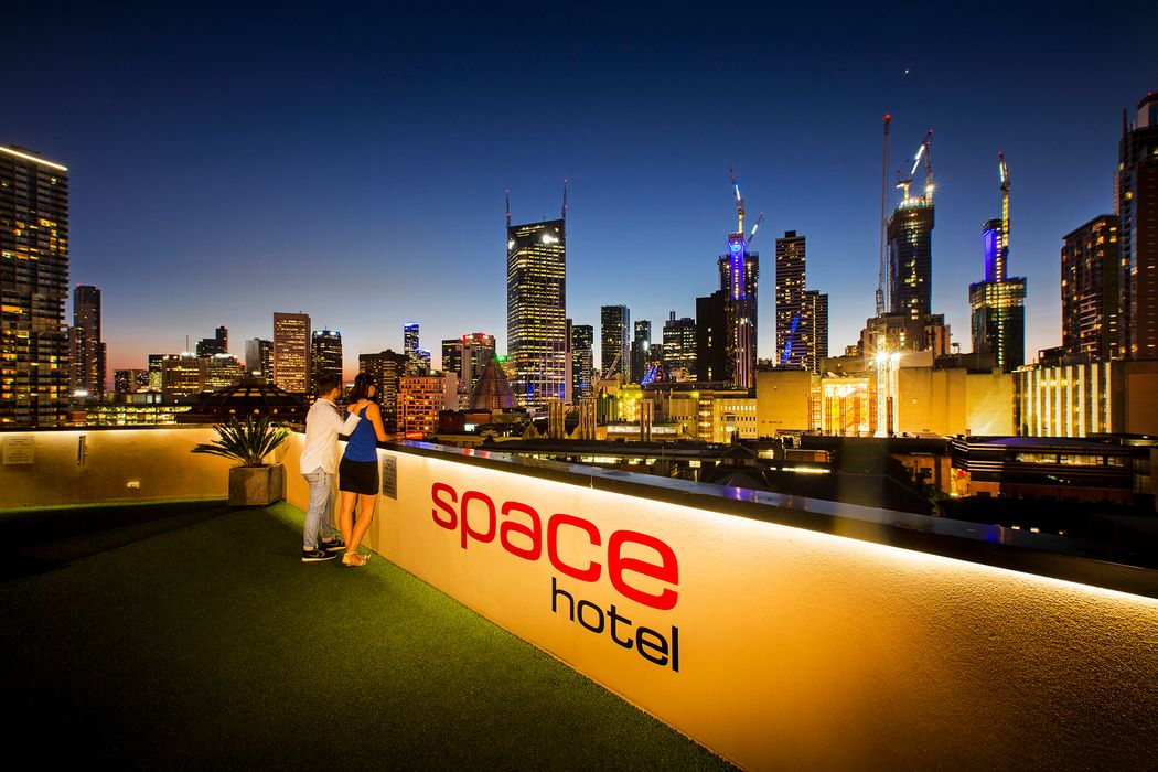 Student accommodation photo for SPACE Melbourne in Melbourne City Centre, Melbourne