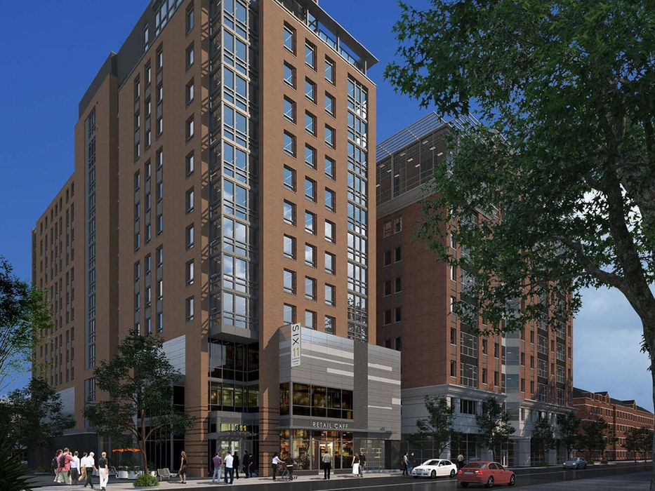 Student accommodation photo for Six 11 Apartments in Downtown Ann Arbor, Ann Arbor