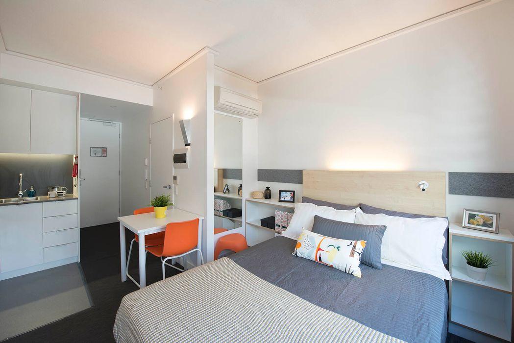 Student accommodation photo for Iglu Brisbane City in Central Brisbane, Brisbane