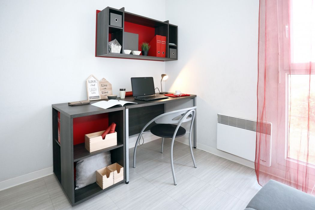 Student accommodation photo for Residence Academies Aixoises in Jas de Bouffan, Aix-en-Provence