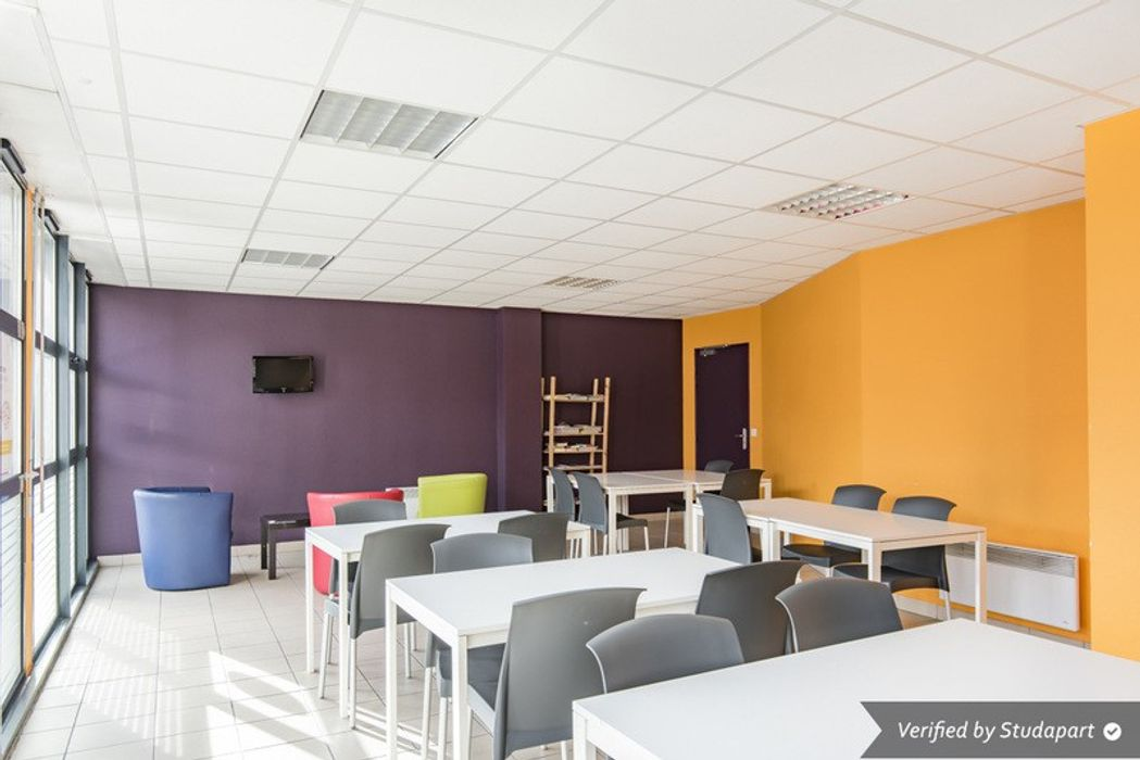 Student accommodation photo for Studea Rouen Prefecture in Central Rouen, Rouen