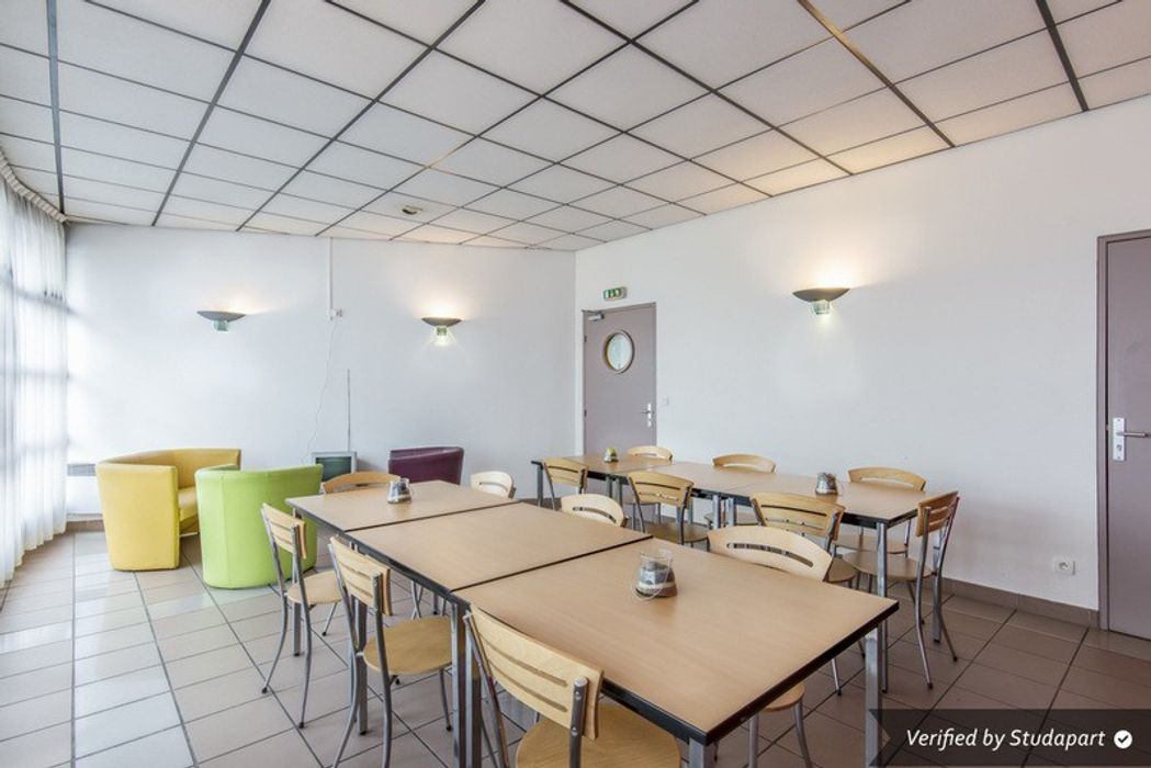 Student accommodation photo for Studea Rouen St Sever in Central Rouen, Rouen