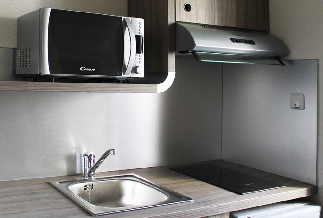 Student accommodation photo for Résidence Suitétudes Omega in Central Rouen, Rouen