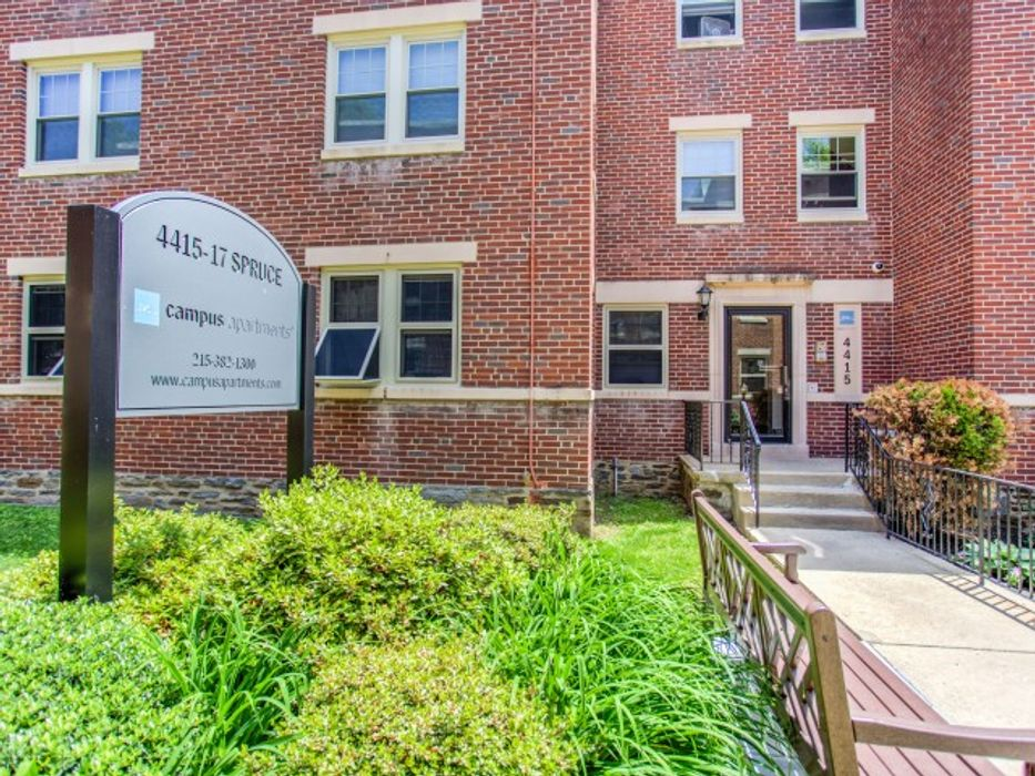 Student accommodation photo for 4415 Spruce Street - Campus Apartments in West Philadelphia, Philadelphia