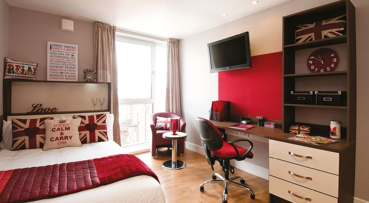 Student accommodation photo for Hawley Crescent - London Nest in Camden, London