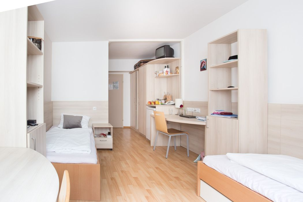 Student accommodation photo for HousingVienna House Dr. Rudolf Kirchschläger in Wieden, Vienna
