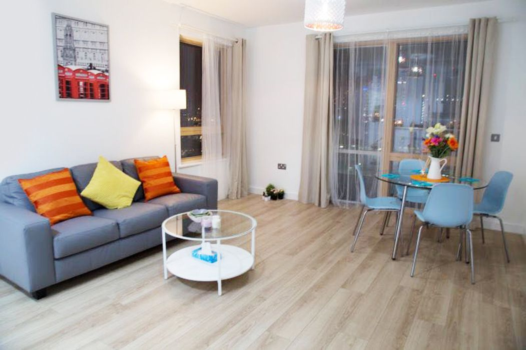 Student accommodation photo for Eddington Court Apartment in Aberfeldy & Canning Town, London