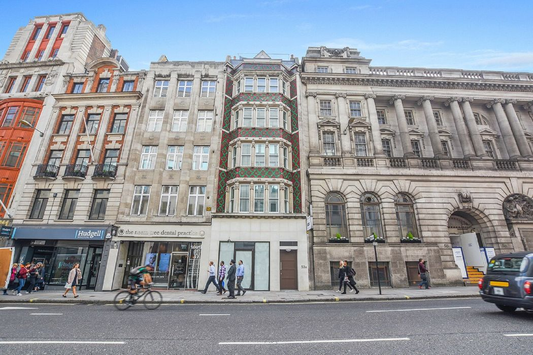 Student accommodation photo for Fleet St. in City of London, London