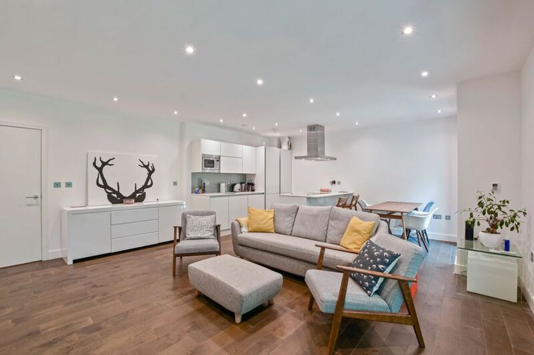 Student accommodation photo for Paton Street in Clerkenwell, London