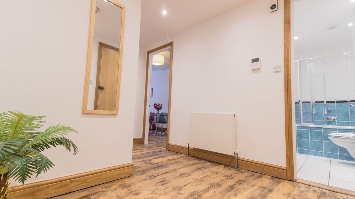 Student accommodation photo for Farringdon Lane in Clerkenwell, London