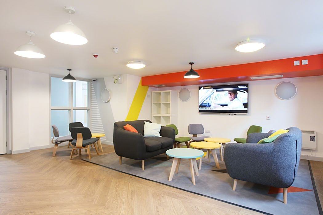 Student accommodation photo for Rahere Court in Mile End & Bethnal Green, London