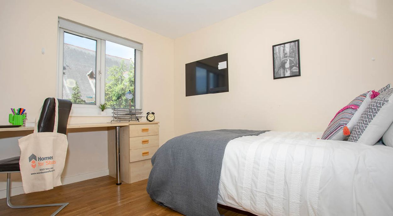 Student accommodation photo for Park View in Rusholme, Manchester