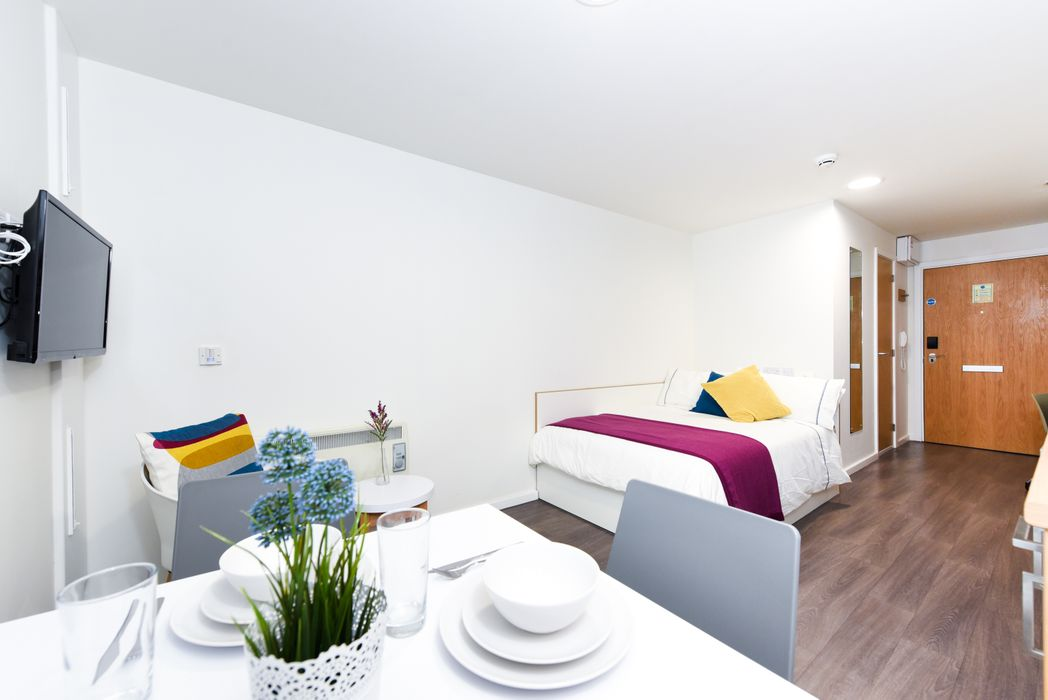 Student accommodation photo for Laycock Studios in Bramall Lane, Sheffield