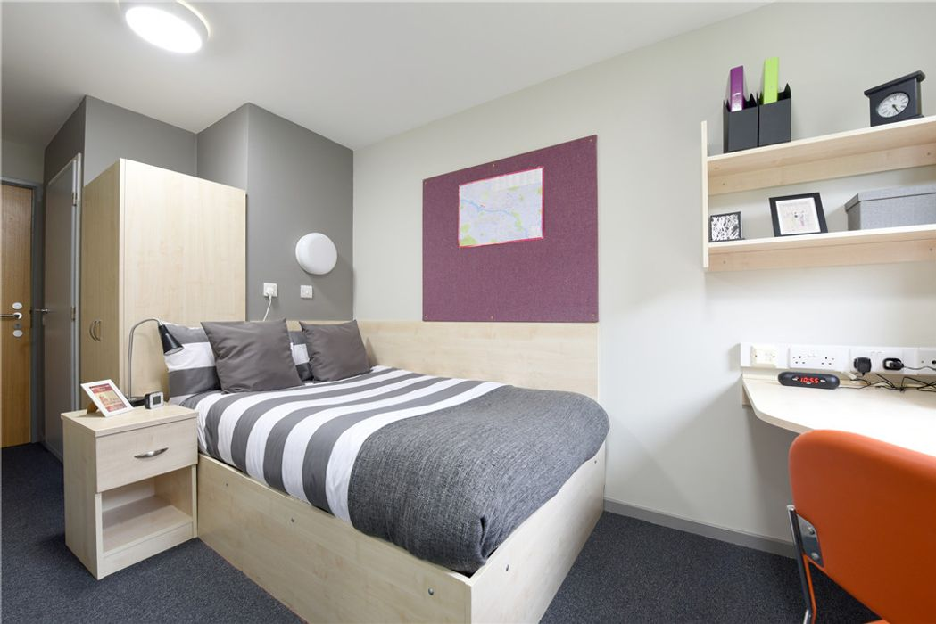 Student accommodation photo for Buchanan View in Glasgow City Centre, Glasgow