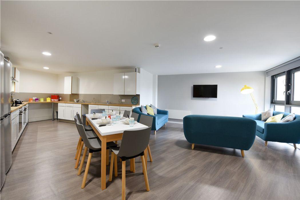 Student accommodation photo for Dobbie's Point in Glasgow City Centre, Glasgow