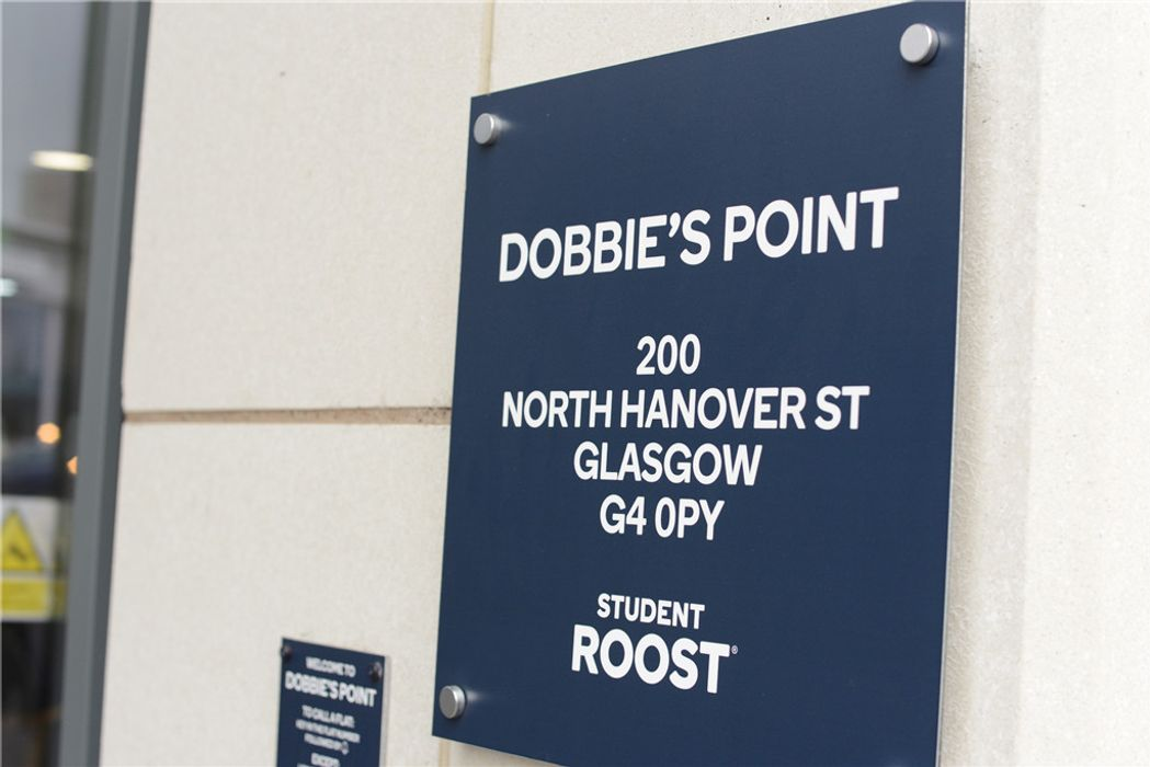 Student accommodation photo for Dobbie's Point in Glasgow City Centre, Glasgow