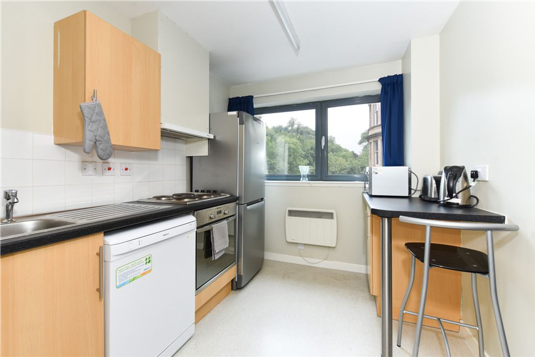 Student accommodation photo for Gibson Street in Glasgow West End, Glasgow