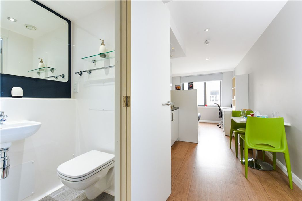 Student accommodation photo for Merchant Studios in Glasgow City Centre, Glasgow