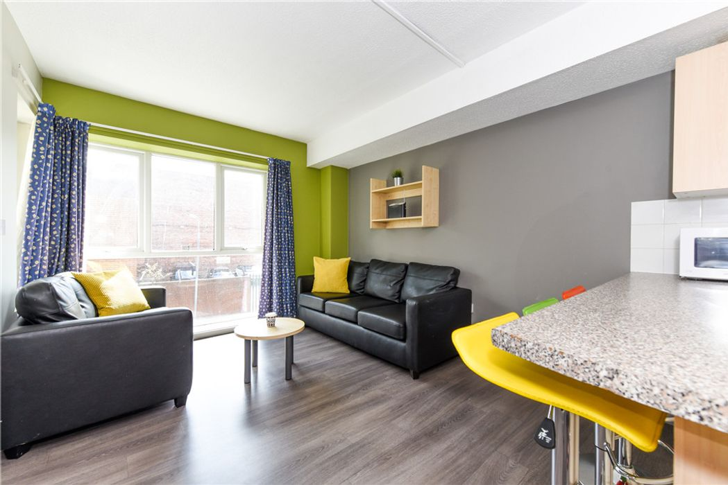 Student accommodation photo for Capital Gate in Liverpool University Area, Liverpool