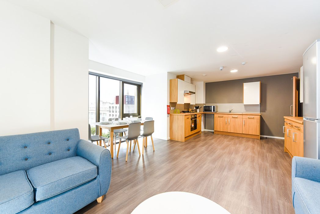 Student accommodation photo for Byrom Point in Liverpool City Centre, Liverpool