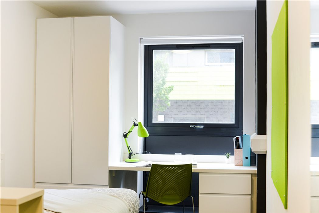 Student accommodation photo for St. James' Point in Newcastle City Centre, Newcastle upon Tyne