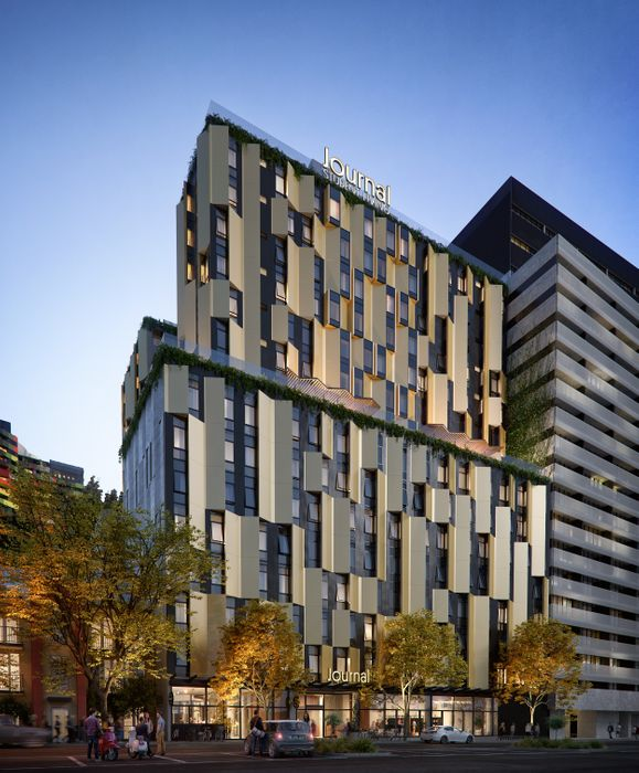 Student accommodation photo for Journal Uni Place in Melbourne City Centre, Melbourne