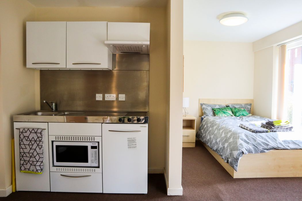 Student accommodation photo for Bywater House in Rotton Park, Birmingham