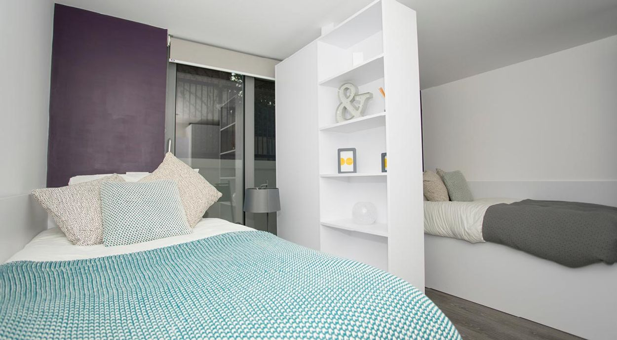 Student accommodation photo for The Cube Ealing in Ealing, London