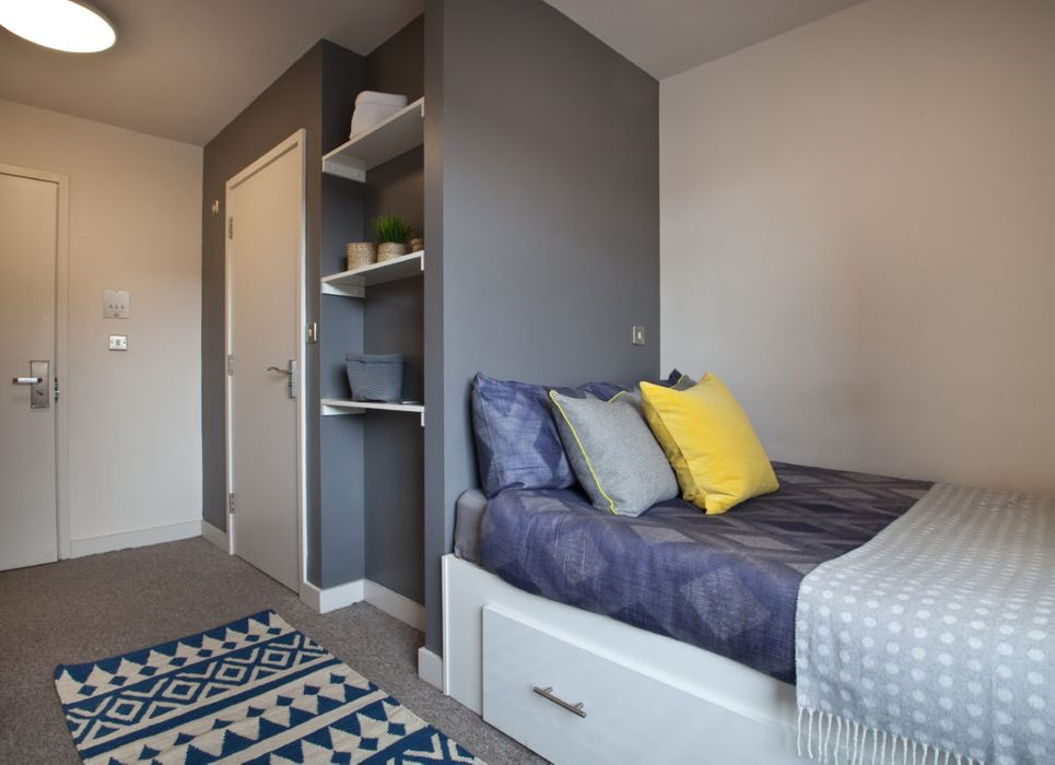 Student accommodation photo for Alwyn Court in Cardiff City & Waterfront, Cardiff