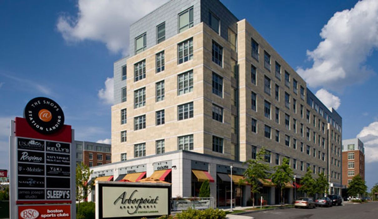 Student accommodation photo for Arborpoint at Station Landing in Cambridge, Boston