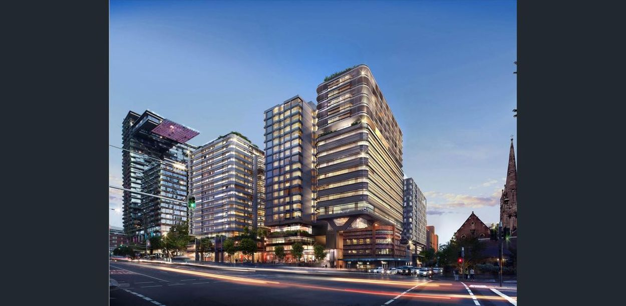 Student accommodation photo for 1 Chippendale Way in Sydney Central, Sydney