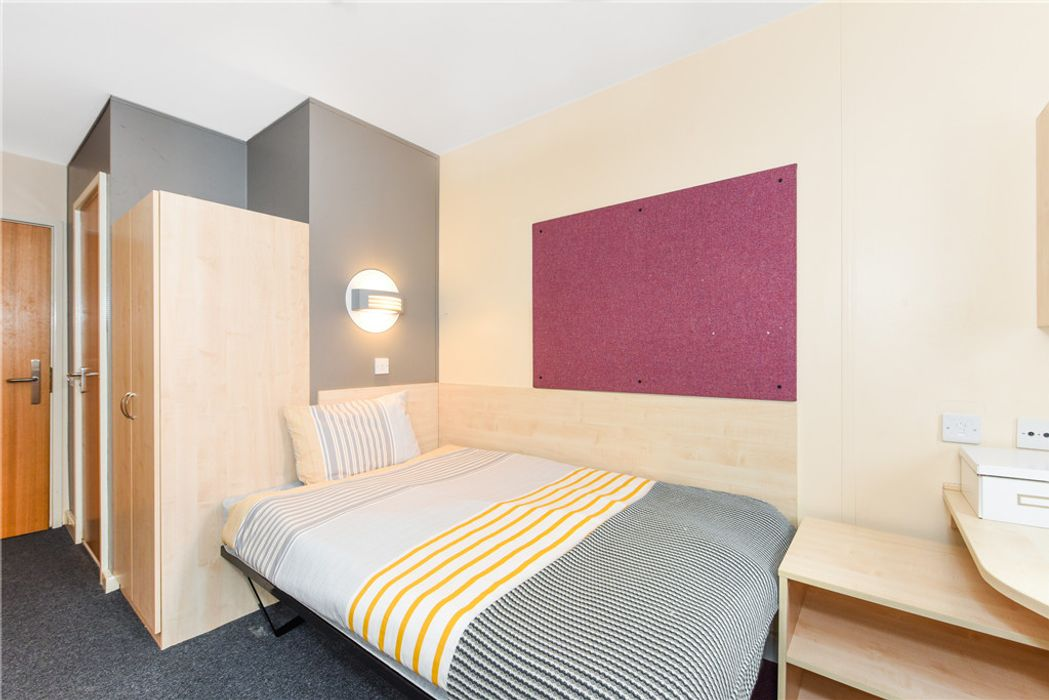 Student accommodation photo for The Heights in Aston, Birmingham