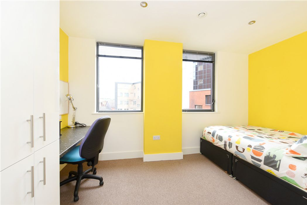 Student accommodation photo for Hydrogen in Nottingham City Centre, Nottingham