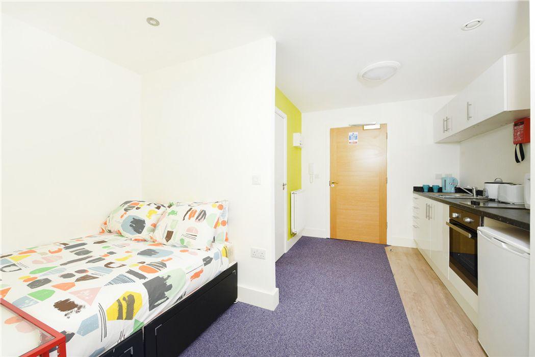 Student accommodation photo for Hydrogen in Nottingham City Centre, Nottingham