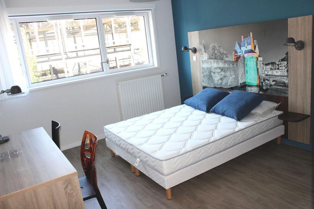 Student accommodation photo for Stud'art Ile De Nantes in Île de Nantes, Nantes