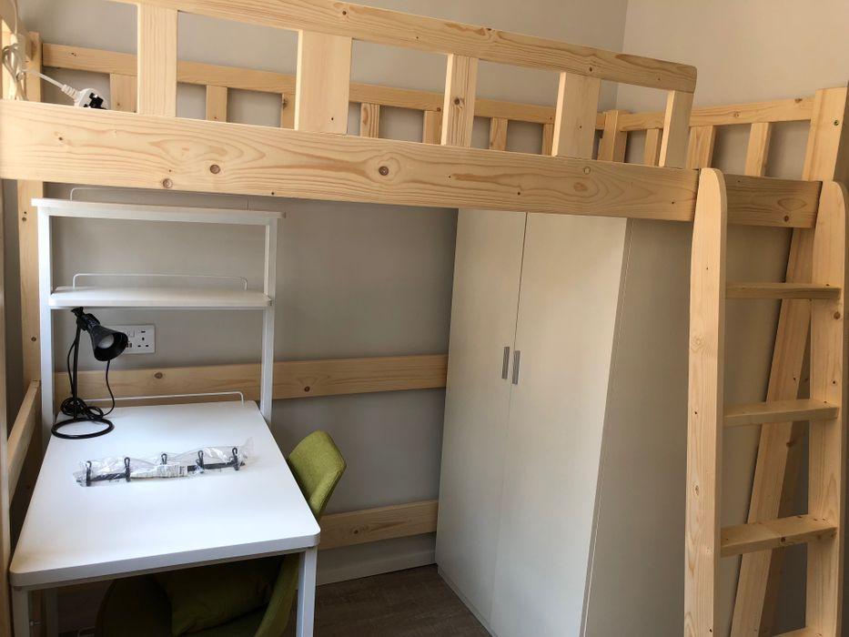 Sai Ying Pun Student Accommodation 西營盤學生公寓